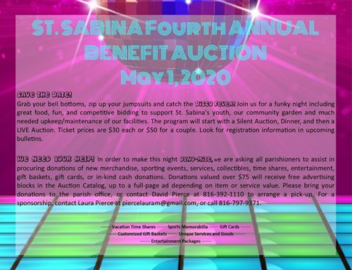 4th Annual Benefit Auction