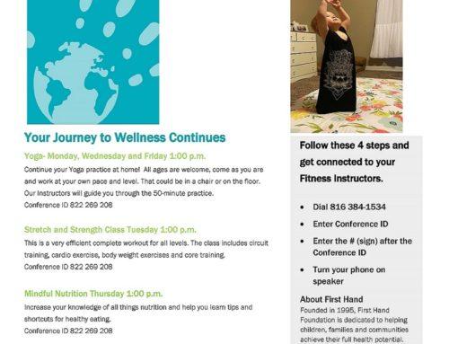 Wellness Center Closed