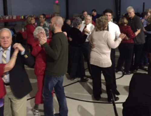 Valentine Dinner and Dance—February 15