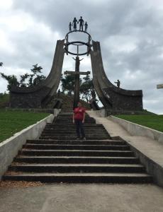 Massacre Memorial en El Mozote