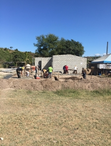 Building new homes in the Romero Community