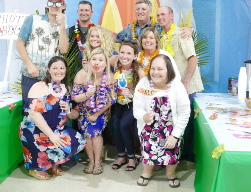 Auction Photo Booth