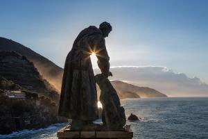 L'alba_di_San_Francesco_-_Convento_Frati_Cappuccini_Monterosso_al_Mare_-_Cinque_Terre