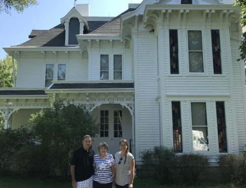 Visit to Truman Home